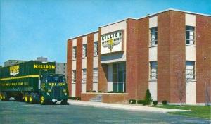 Killion truck terminal